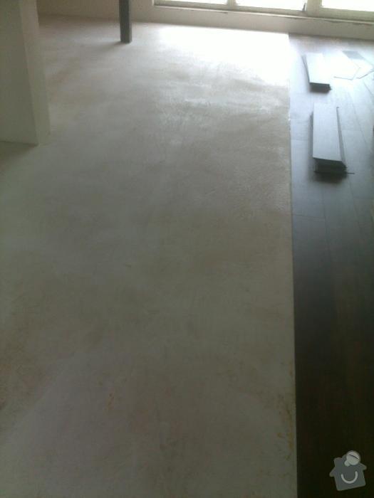 Tmelení osb desek a montáž vinylová podlahy: obrazek1