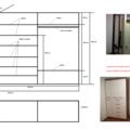 Vyroba vestavnych skrini na miru a dalsi prace predsin vestavena skrin