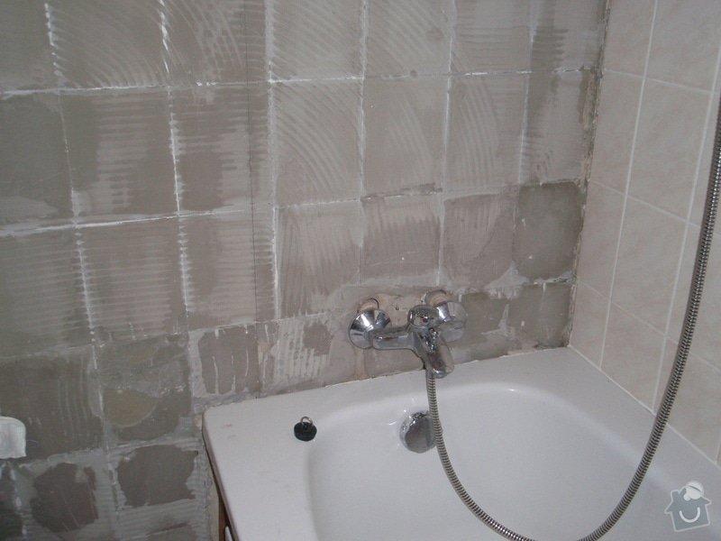 Obklad koupelny: P6090133