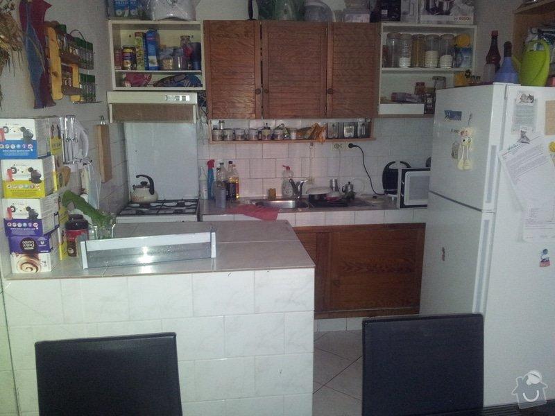 Částečná rekonstrukce kuchyně: 20130609_203126