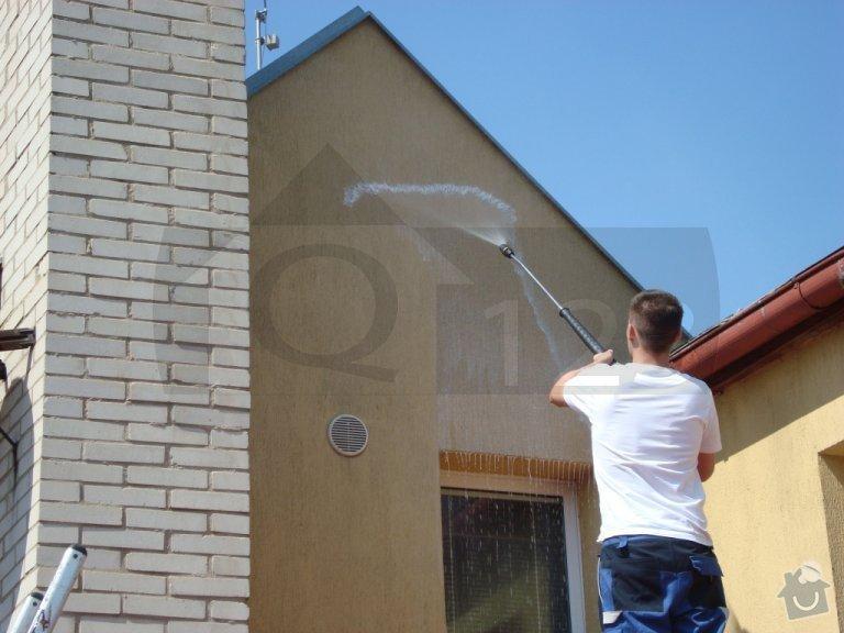 Čištění fasády od atmosferického znečištění ve Zbuzanech: q000009_003