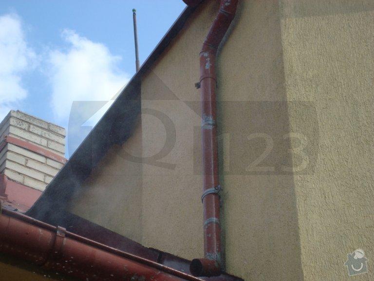 Čištění fasády od atmosferického znečištění ve Zbuzanech: q000009_022