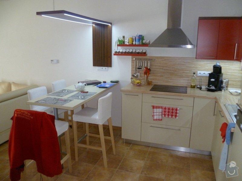 Výroba kuchynské linky: P1030671