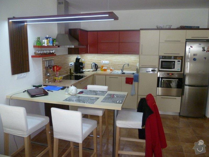 Výroba kuchynské linky: P1030672