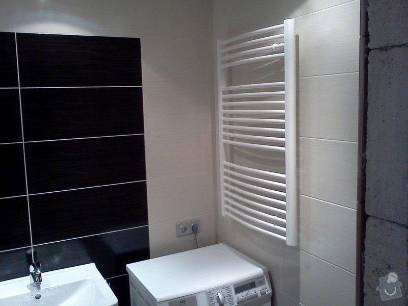 Rekonstrukce bytového jádra a wc: IMG067