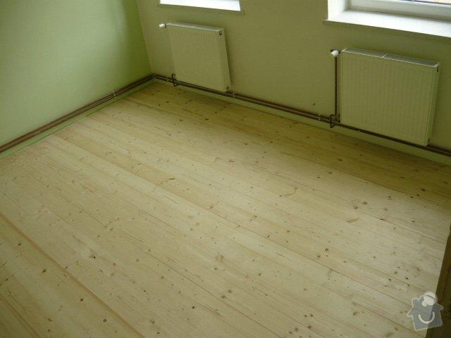 Pokládka palubové podlahy: P1000936