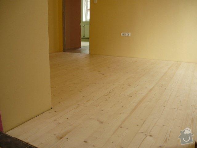 Pokládka palubové podlahy: P1000933