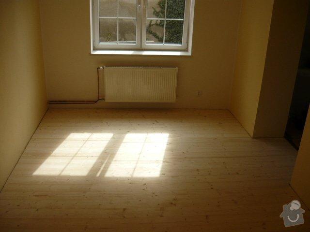Pokládka palubové podlahy: P1000930