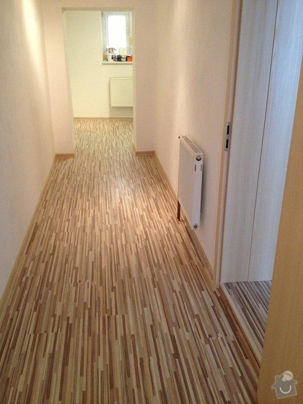 Pokládka plovoucí podlahy: IMG_4
