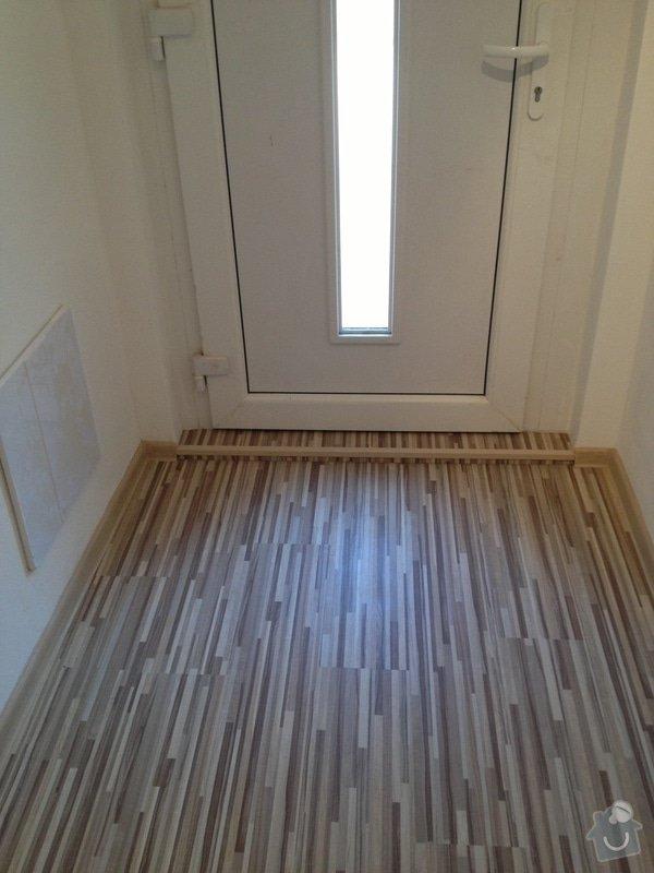 Pokládka plovoucí podlahy: IMG_7
