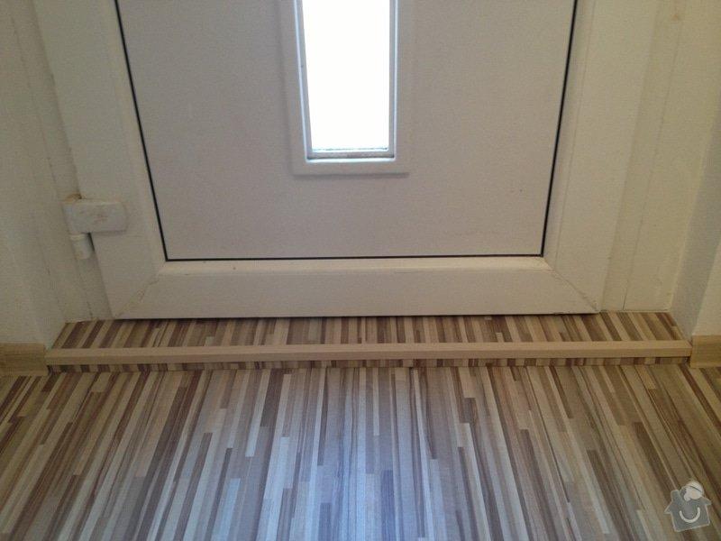 Pokládka plovoucí podlahy: IMG_8