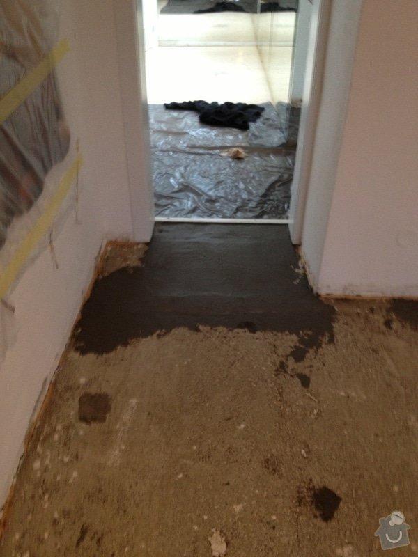 Pokládka plovoucí vinylové podlahy: IMG_0505
