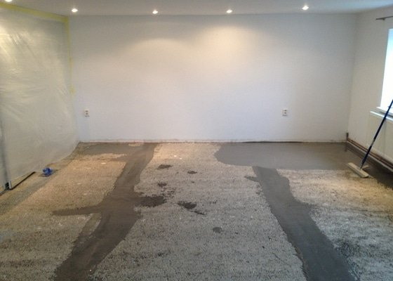 Pokládka plovoucí vinylové podlahy
