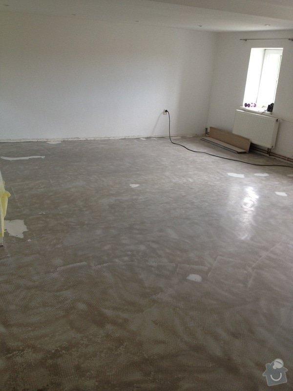Pokládka plovoucí vinylové podlahy: IMG_0520