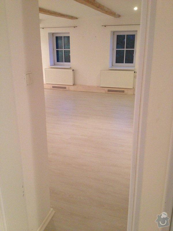 Pokládka plovoucí vinylové podlahy: IMG_0552