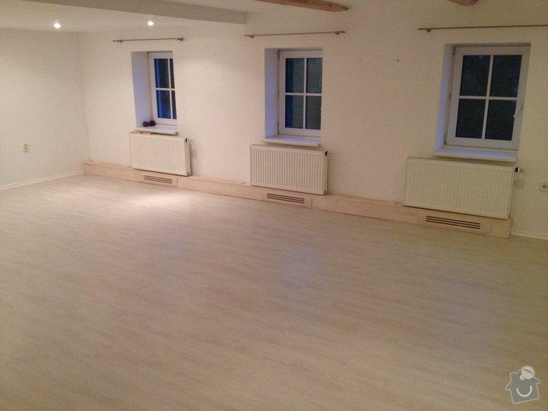 Pokládka plovoucí vinylové podlahy: IMG_0553