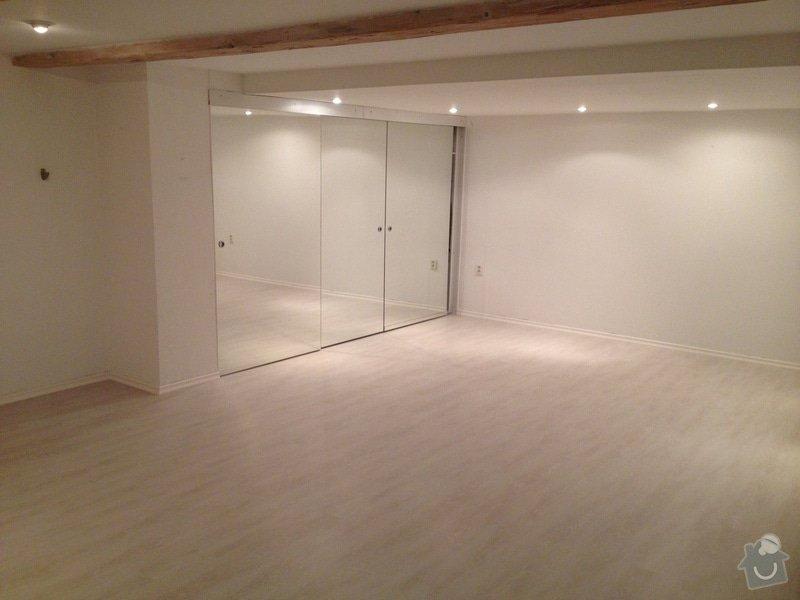Pokládka plovoucí vinylové podlahy: IMG_0556