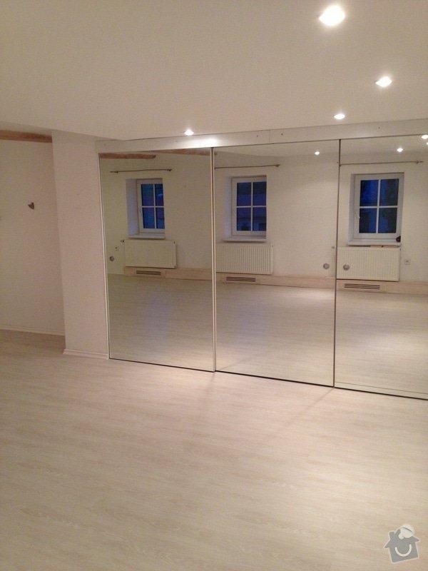 Pokládka plovoucí vinylové podlahy: IMG_0565