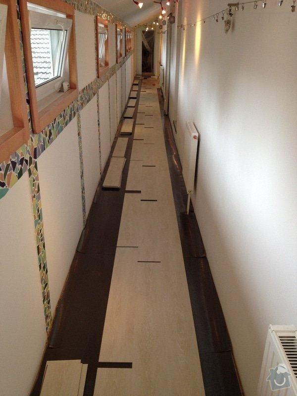 Pokládka plovoucí vinylové podlahy: IMG_0513