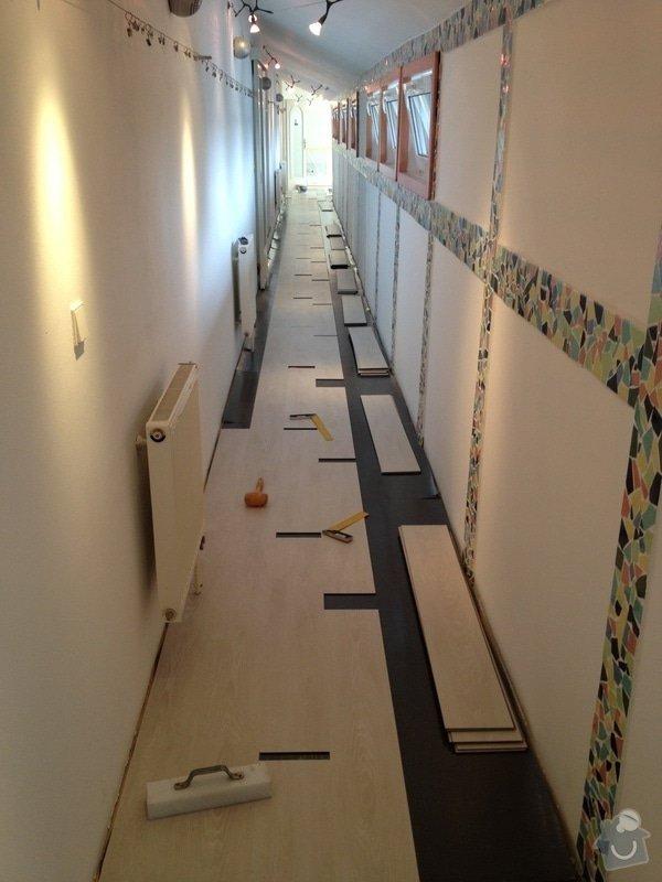 Pokládka plovoucí vinylové podlahy: IMG_0514