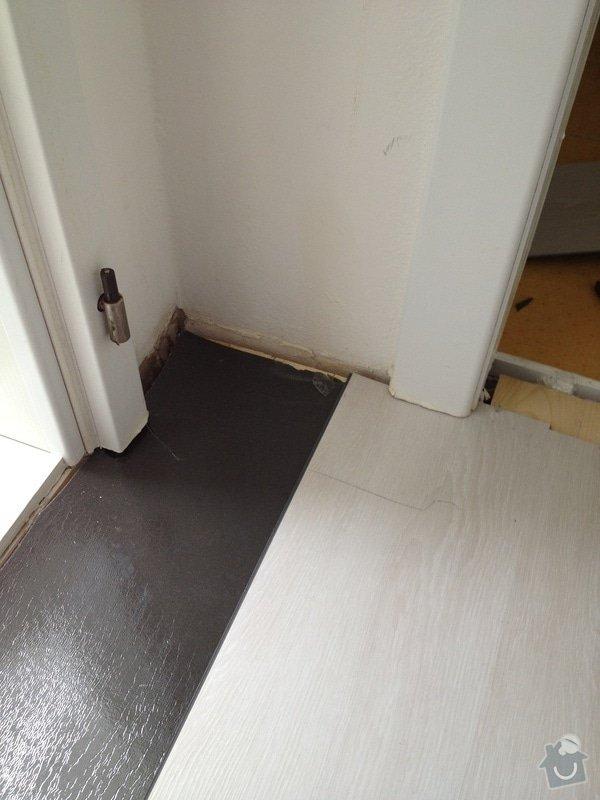 Pokládka plovoucí vinylové podlahy: IMG_0515