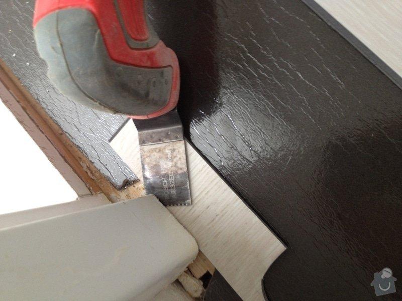 Pokládka plovoucí vinylové podlahy: IMG_0516
