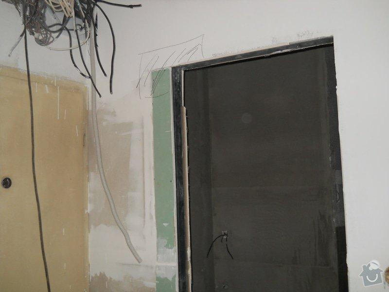 Kompletní rekonstrukce bytu: predsin-6