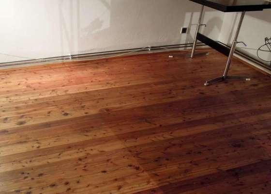 Čištění a impregnace dřevěné podlahy
