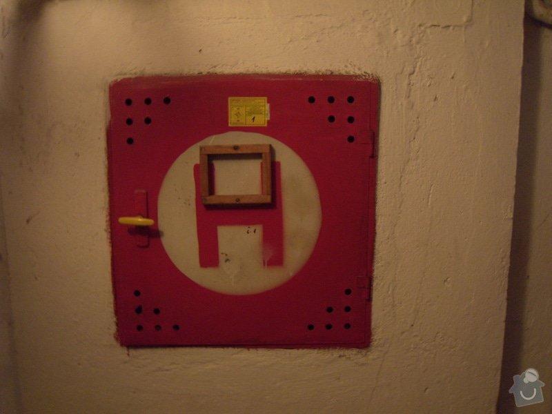 Povinná kontrola požárního vodovodu: DSCN4514