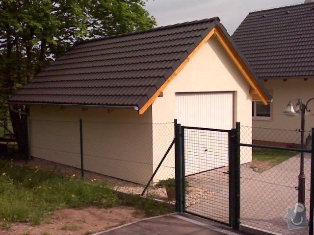 Garáž,Hluboš: pic00531