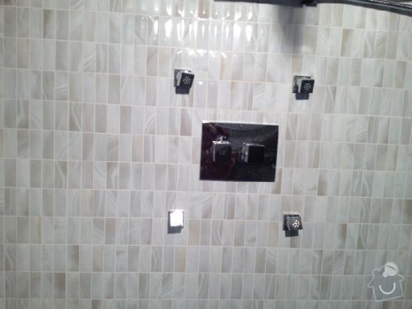 Kompletace koupelny + pozinkovaný balkon: Koupelna_klabalova