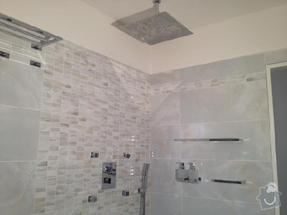 Kompletace koupelny + pozinkovaný balkon: Koupelna_Klabalova_2