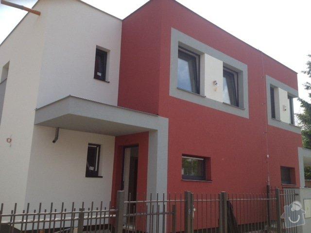 Zateplení fasády včetně tesařských prací: Kunratice_Janasek