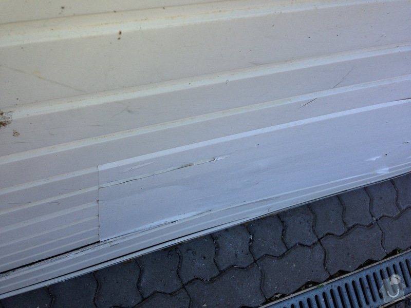 Oprava_Repas garážových vrat: IMG_0981