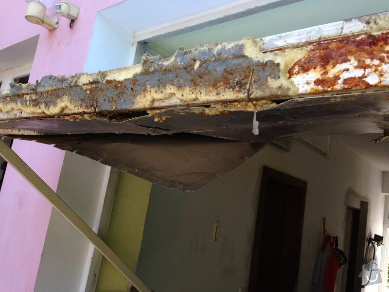 Oprava_Repas garážových vrat: IMG_0983