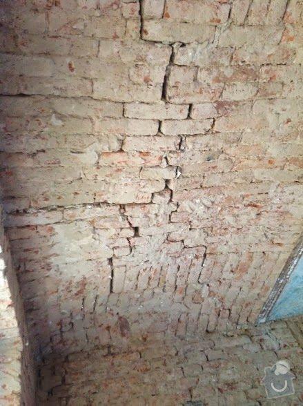 Zednicke prace: strop