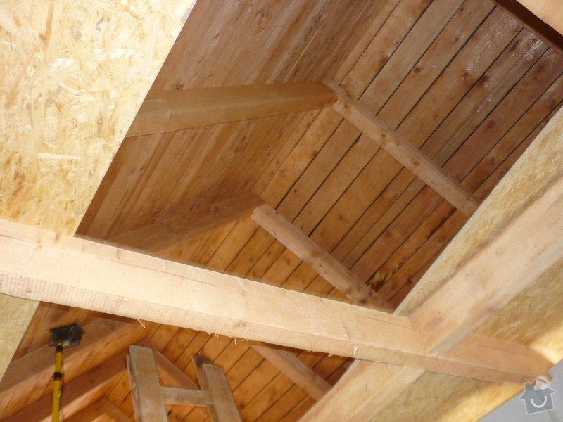 Zateplení střechy: P1080261