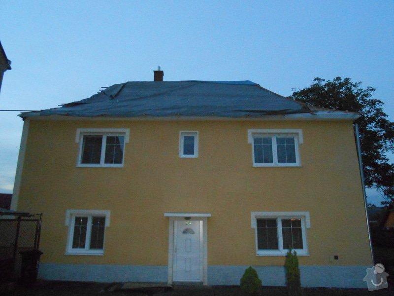 Rekonstrukce střechy: DSCN0111