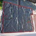 Klempirske prace na verande strecha 3x3m strecha