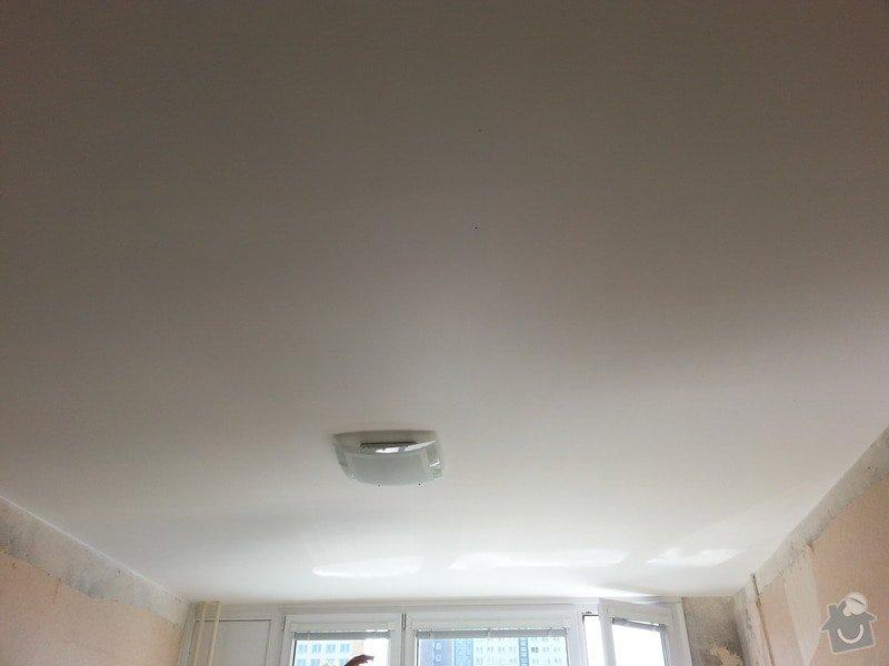 Sádrokarton na strop: 20130607_153456