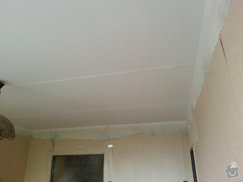 Sádrokarton na strop: 20130606_101204