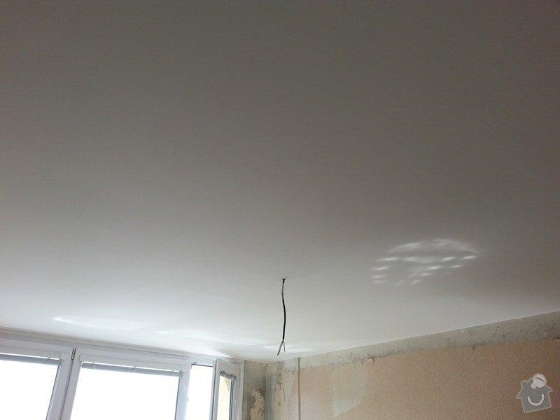 Sádrokarton na strop: 20130607_152245