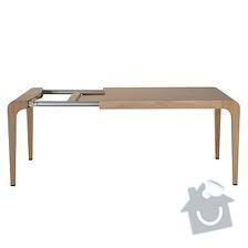 Rozkládací stůl, barový pultík a kuchyňská skříňka: stul_rokl_obly