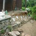 Rekonstrukce terasy u chaty vlkov u tisnova terasa rekonstrukce chata vlkov 008