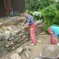 Rekonstrukce terasy u chaty vlkov u tisnova terasa rekonstrukce chata vlkov 013