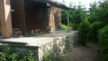 Rekonstrukce terasy u chaty,  Vlkov u Tišnova