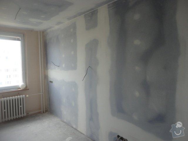 Sádrokartonový podhled + drobné zednické práce: DSC00914