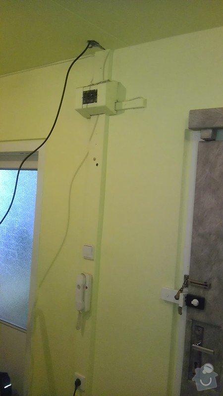 Připojení elektrického sporáku: IMAG2221