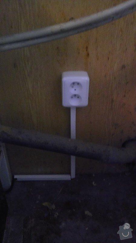 Připojení elektrického sporáku: IMAG2228