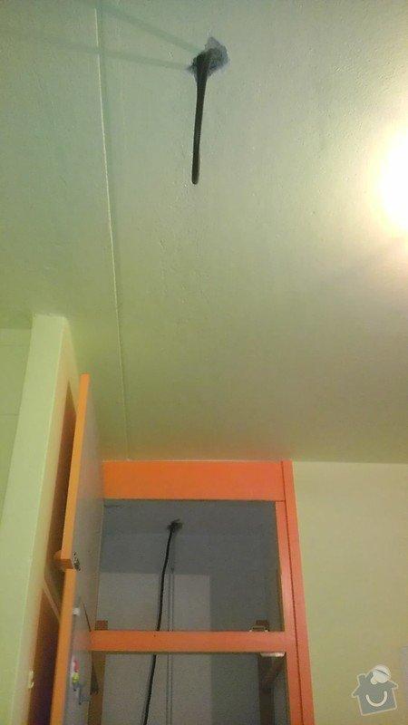 Připojení elektrického sporáku: IMAG2223